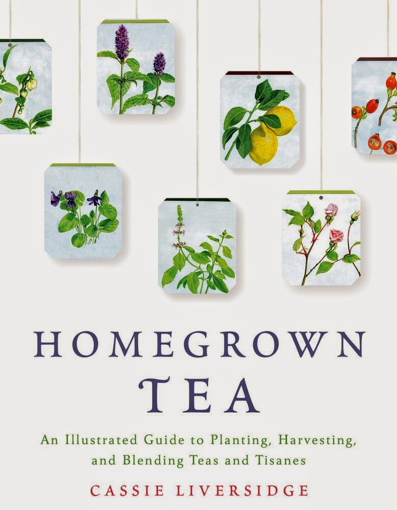 Homegrown Tea by Cassie Liversidge