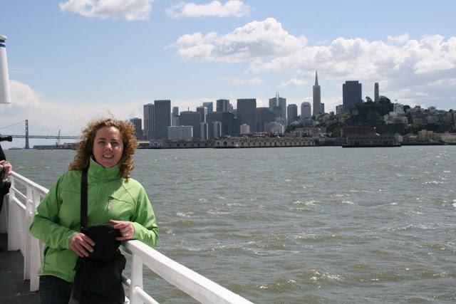 barco san francisco alcatraz ship