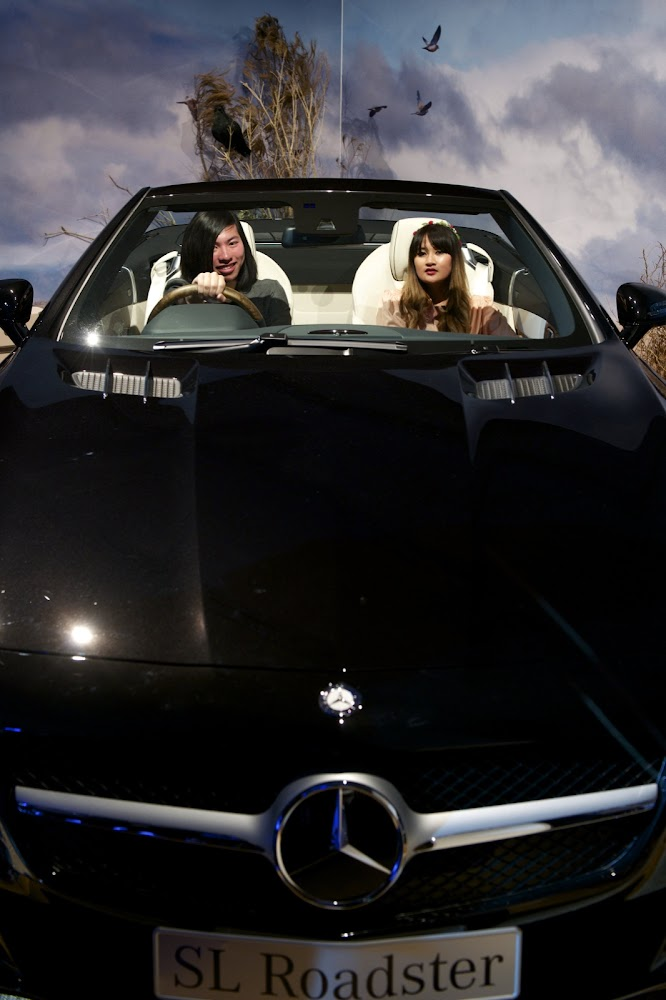 Mercedes Benz Fashion Festival Sydney 2012