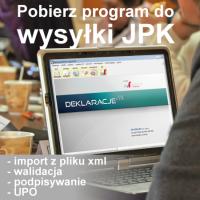 Deklaracje JPK