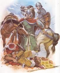 Recorrido de la literatura chaval personajes importantes for La leyenda del cid