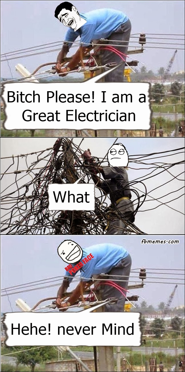 Electrician jokes