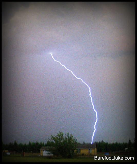washington lighting bolt