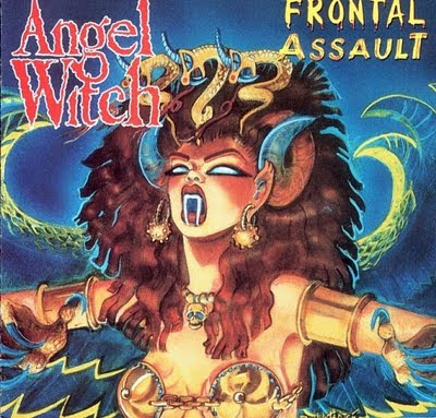 angel witch frontal assault