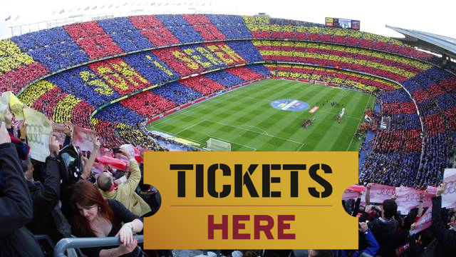 Camp Nou Tickets Barcelona Barca Lionel Messi Live