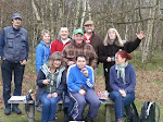 Out at Mousehold in Jan 2013