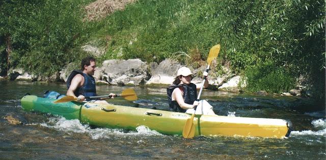 descenso sella rio asturias canoa