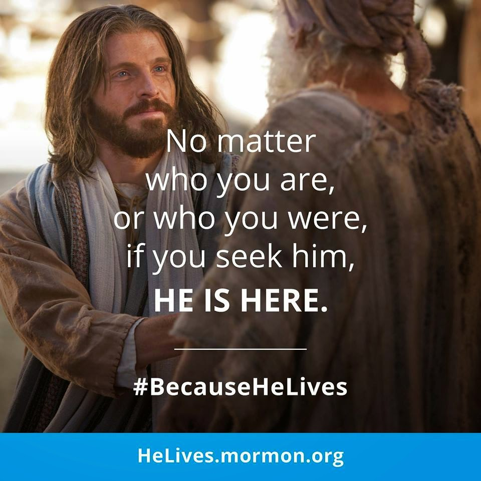 **************************#BecauseHeLives