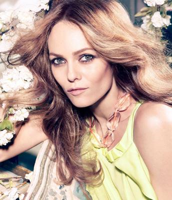 H&M primavera 2013 colección Conscious con Vanessa Paradis