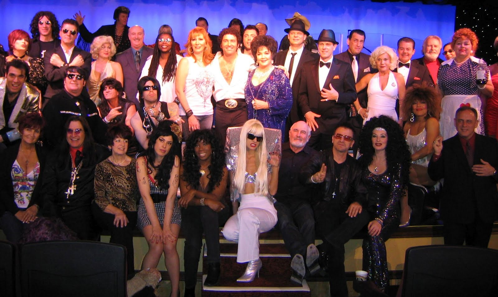 Tribute / Impersonator - Las Vegas Shows - Discount Tickets