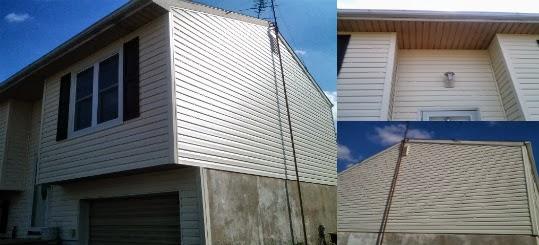 Jp Construction Services Different Mastic Siding Colors