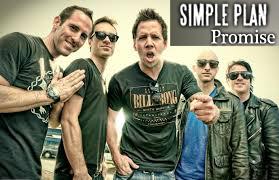Lyrics Simple Plan - Promise