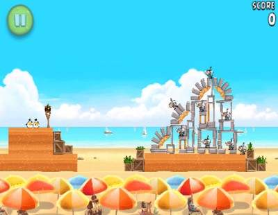 Angry Birds 3: Rio Screenshot 3