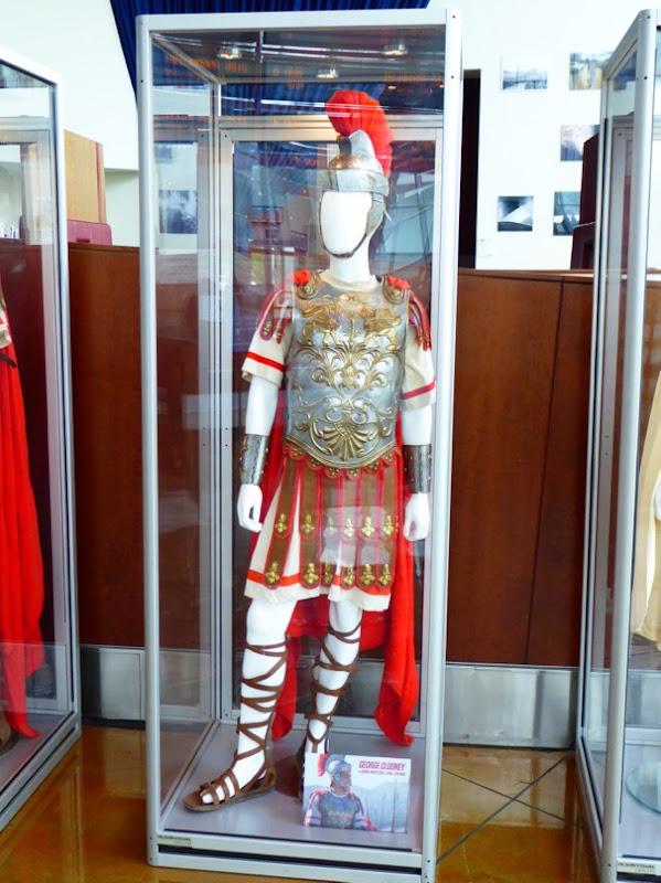 George Clooney Hail Caesar Roman Centurion costume