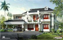 New Kerala Home Designs