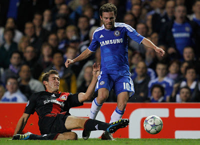 Juan Mata Chelsea Wallpaper 2011-2012