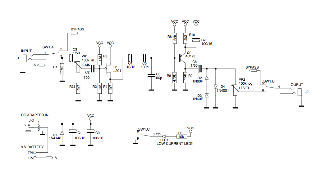 diy power supply schematic diy variable power supply