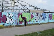 ¿Los graffitis es arte popular? Puede que sí y puede que no lo sea
