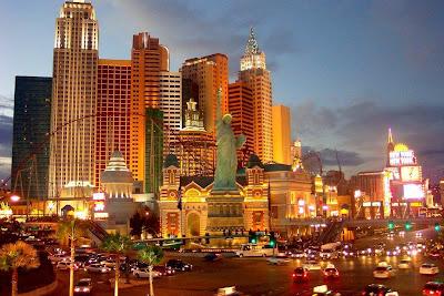 Horario llegada de vuelos al Aeropuerto de Las Vegas