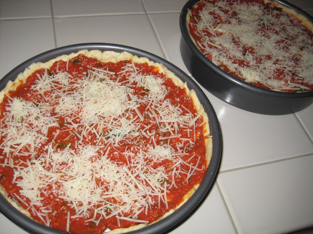 America S Test Kitchen Deep Dish Pizza Dough