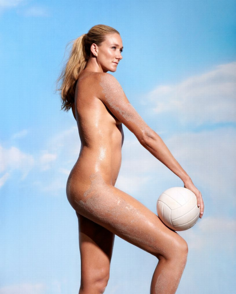 Kerri Walsh Jennings ESPN 2013 Body Issue