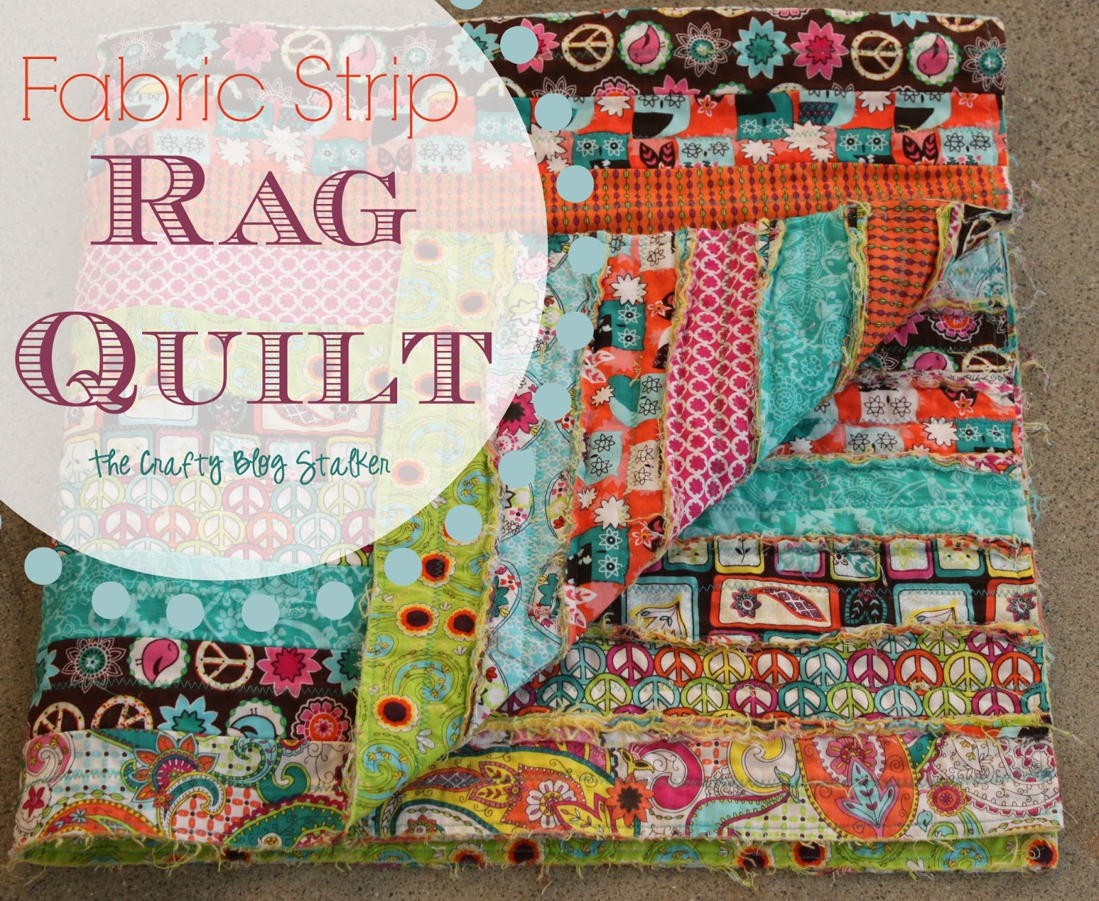 Fabric Scraps, Tutorial, Quilting for Beginners, Rag Quilt, Jelly Roll