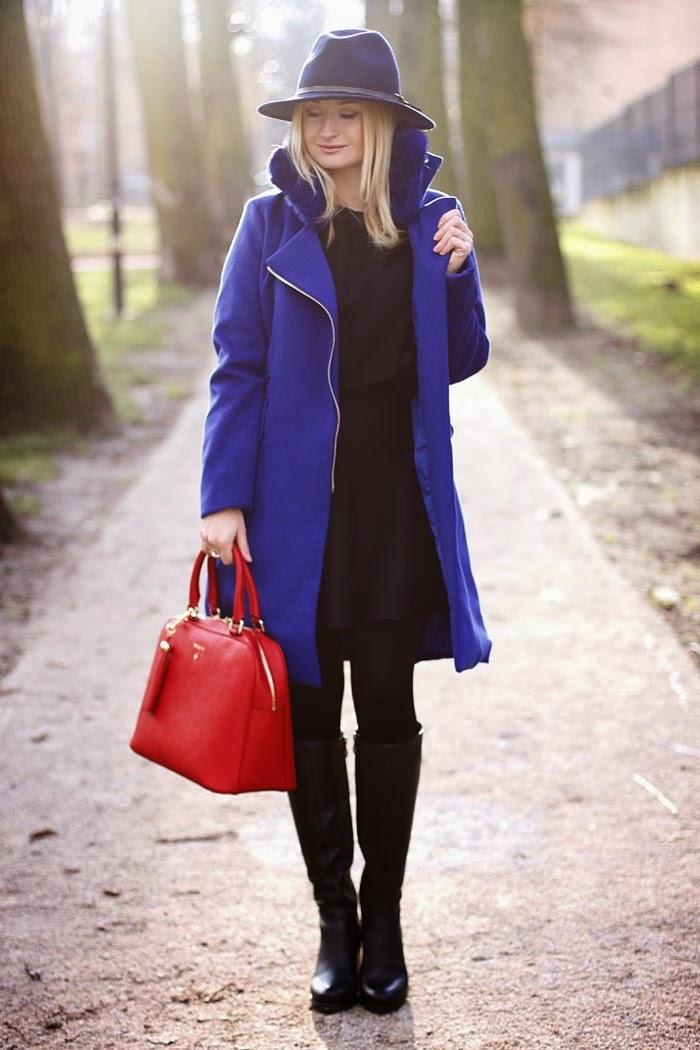 Cobalt Coat