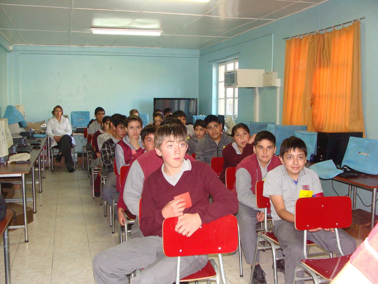 Escuela San Andrés de Curacautín: Charla sobre Educación Sexual por ...