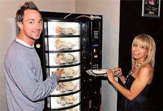 shoe vending machine