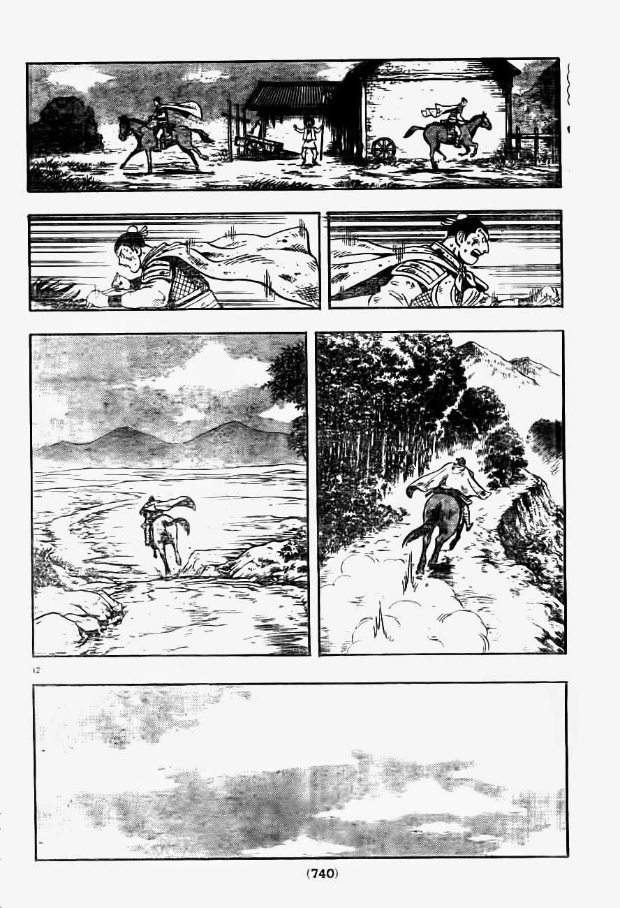 Hoàng Phi Hồng Phần 4 chap 89 Trang 12