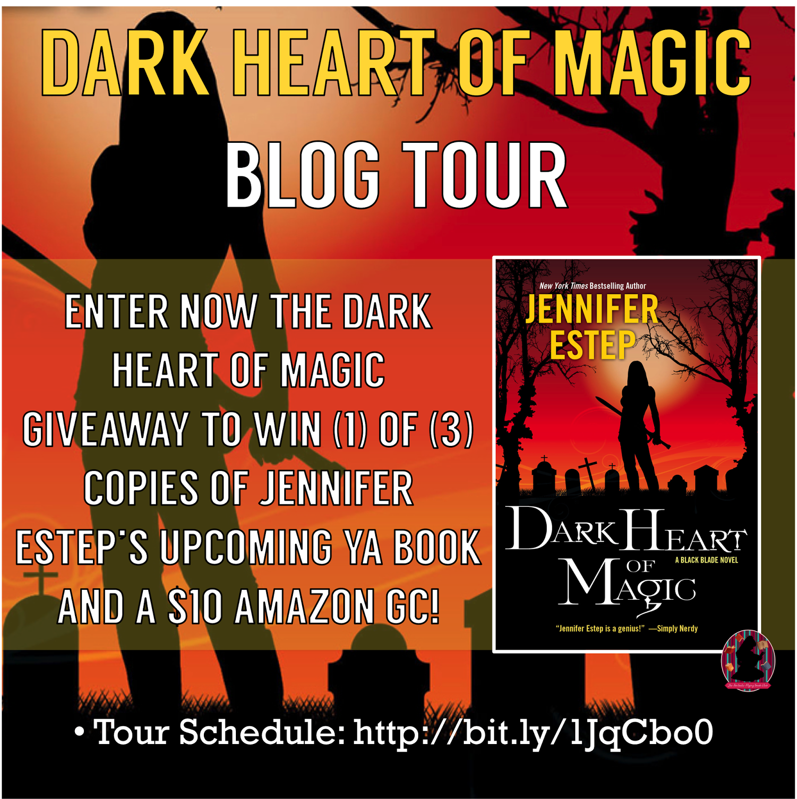 Win (1) Of (3) Print Copies Of Dark Heart Of Magic (us Only)