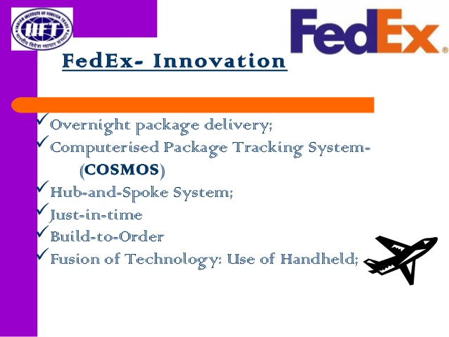 Technology Involve Into Fedex Tracking System