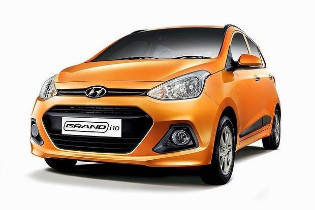 Hyundai Citycar Grand i10