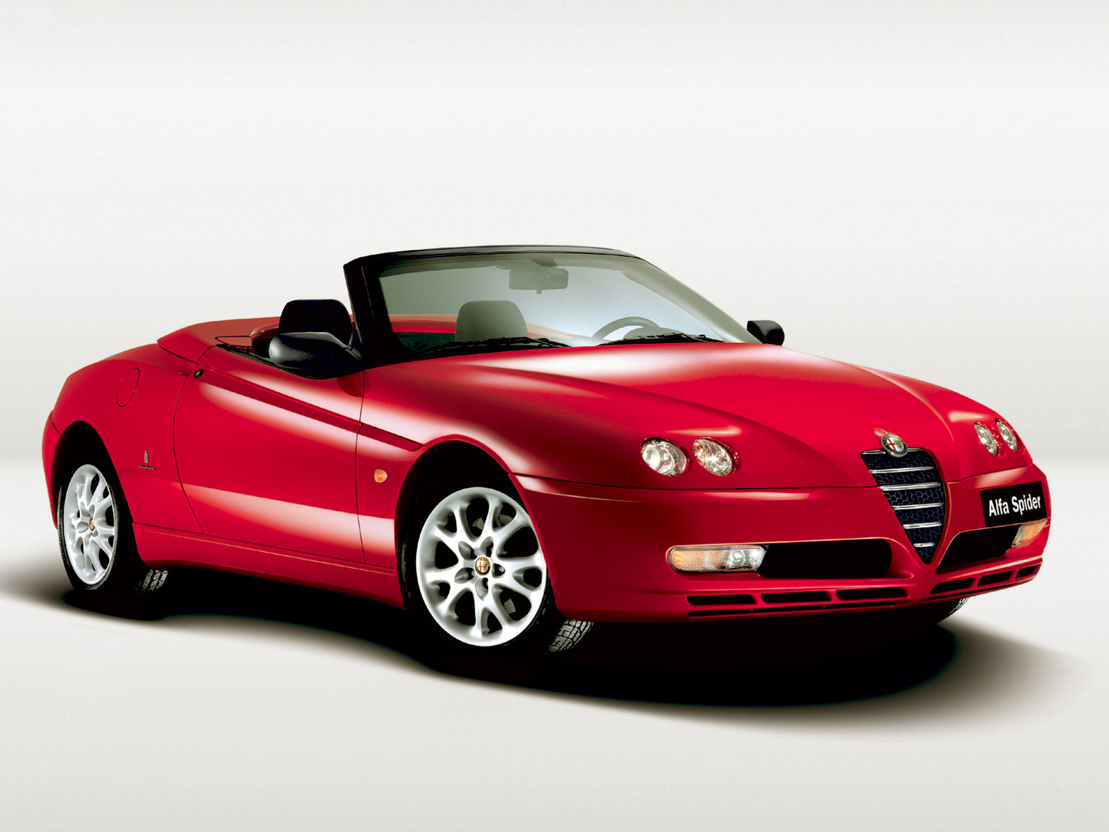 automotive database alfa romeo gtv spider. Black Bedroom Furniture Sets. Home Design Ideas