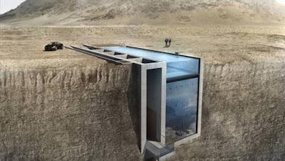 Το πιο εντυπωσιακό σπίτι στον κόσμο είναι σχεδιασμένο από Έλληνες αρχιτέκτονες
