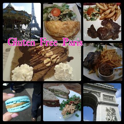 Gluten Free Paris