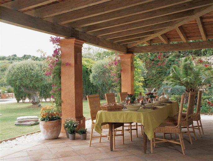 decoracion de patios interiores rusticos : decoracion de patios interiores rusticos:Cesar Simonetti Propiedades: patios rústicos