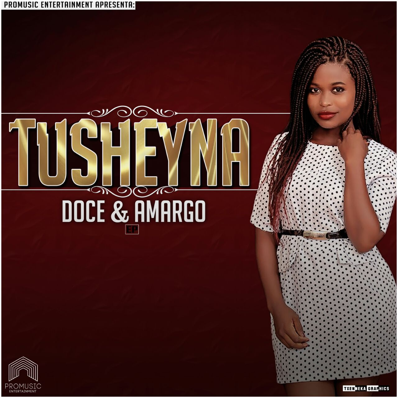 TUSHEYNA - DOCE & AMARGO [EP]