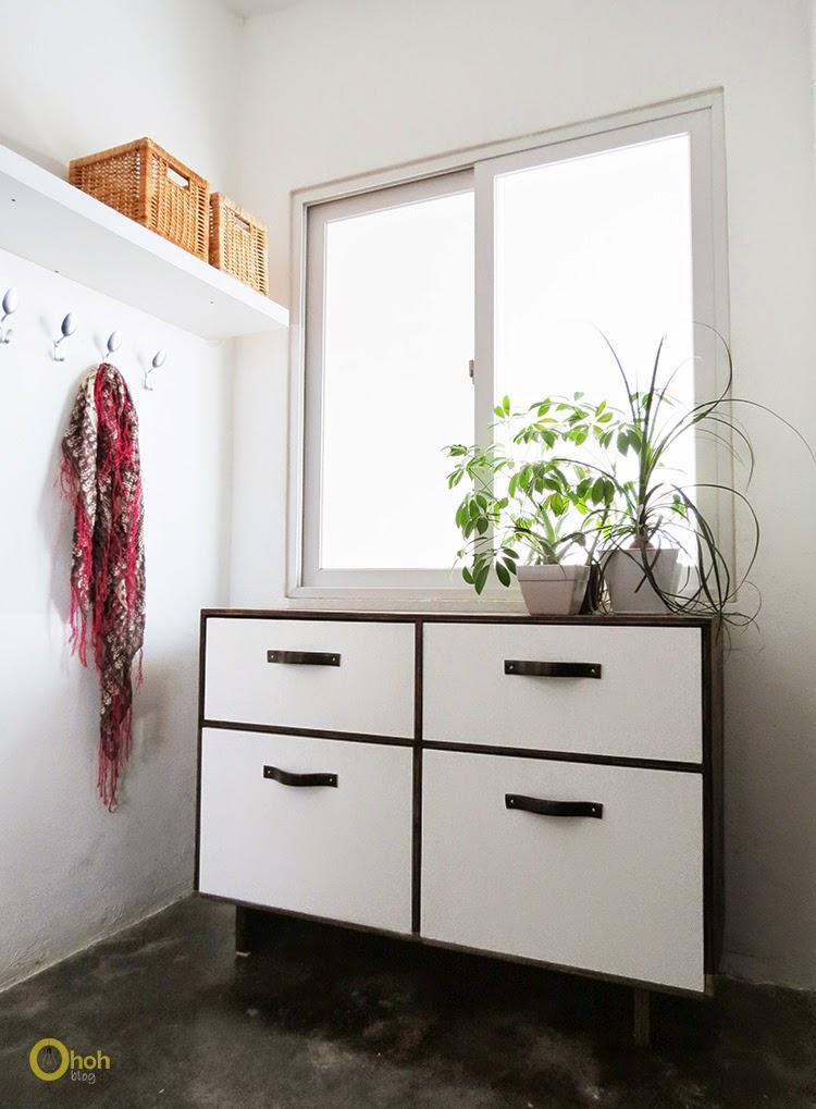 Diy drawer unit ohoh blog for Diy plywood dresser