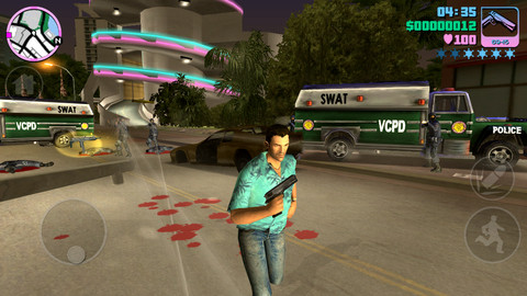 Скачать музыку из игры гта полиция майами