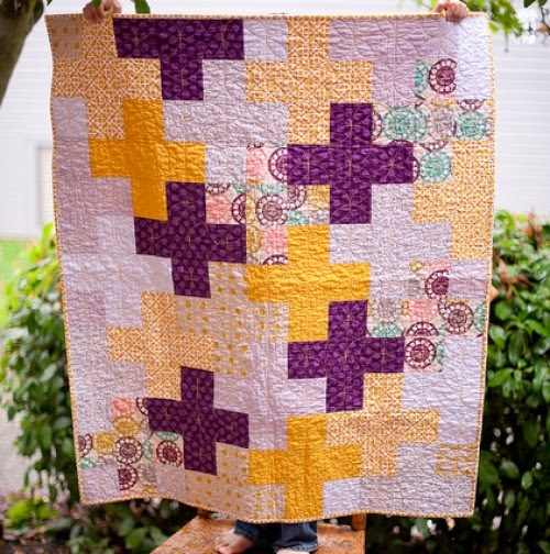 Cross Quilt Tutorial