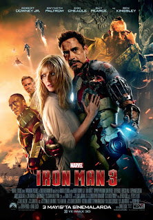 Demir Adam 3 - Iron Man 3 izle