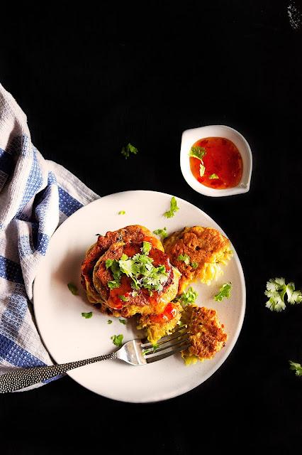 easy bandhakopir bora recipe