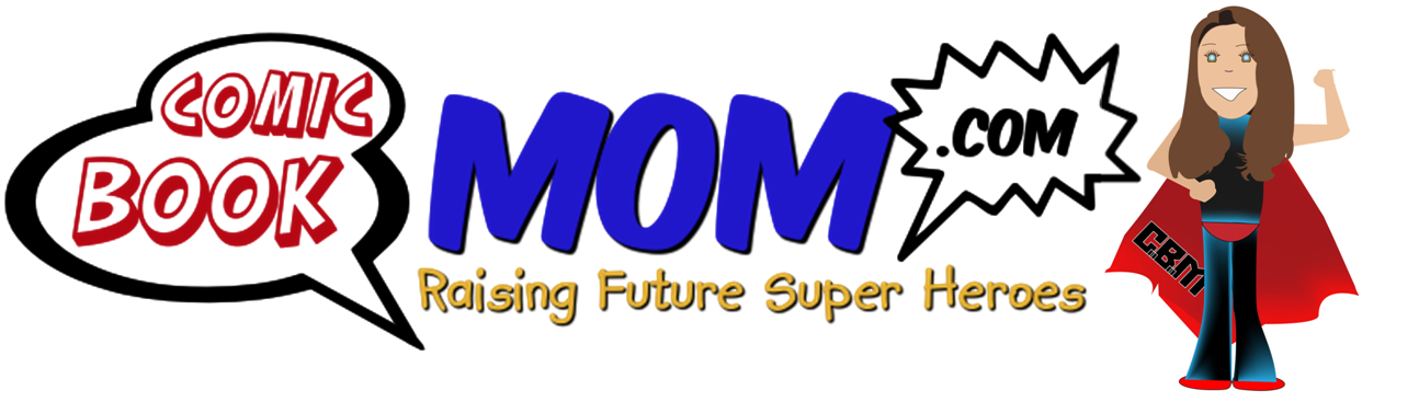 <center>Comic Book Mom</center>