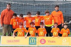 Torneio McDonalds II - sub10