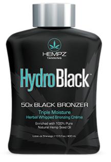 Hempz HydroBlack 50X Black Bronzer