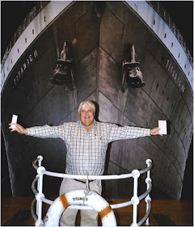 ไคลฟ์ พาล์มเมอร์กับเรือไททานิค