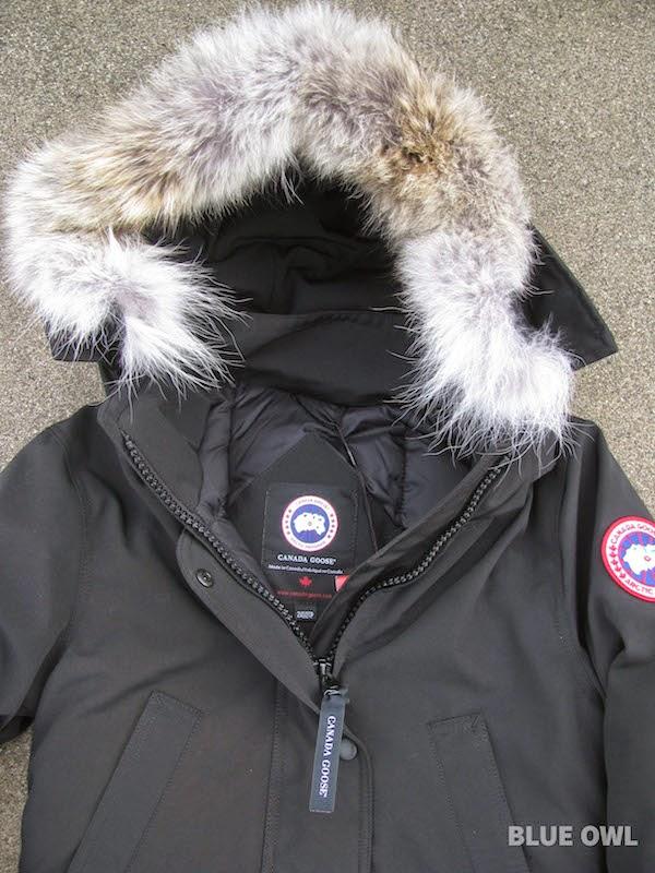 canada goose jacket zipper