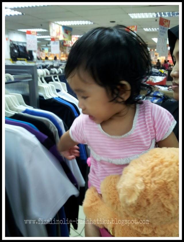 Gawai Dan Shopping