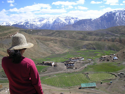 Spiti, Komic, Himalayas, offbeat, responsible travel